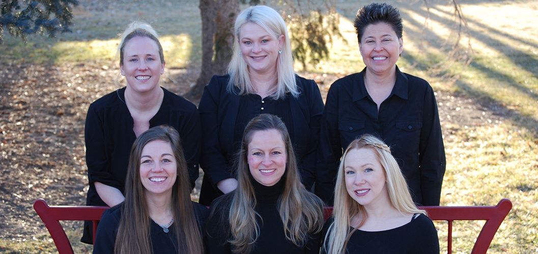 The J.B. Dental team